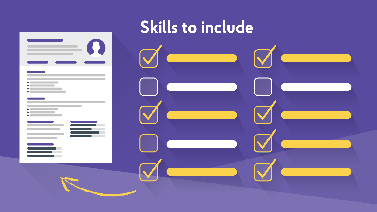 50 best skills to put on your resume guide infographic