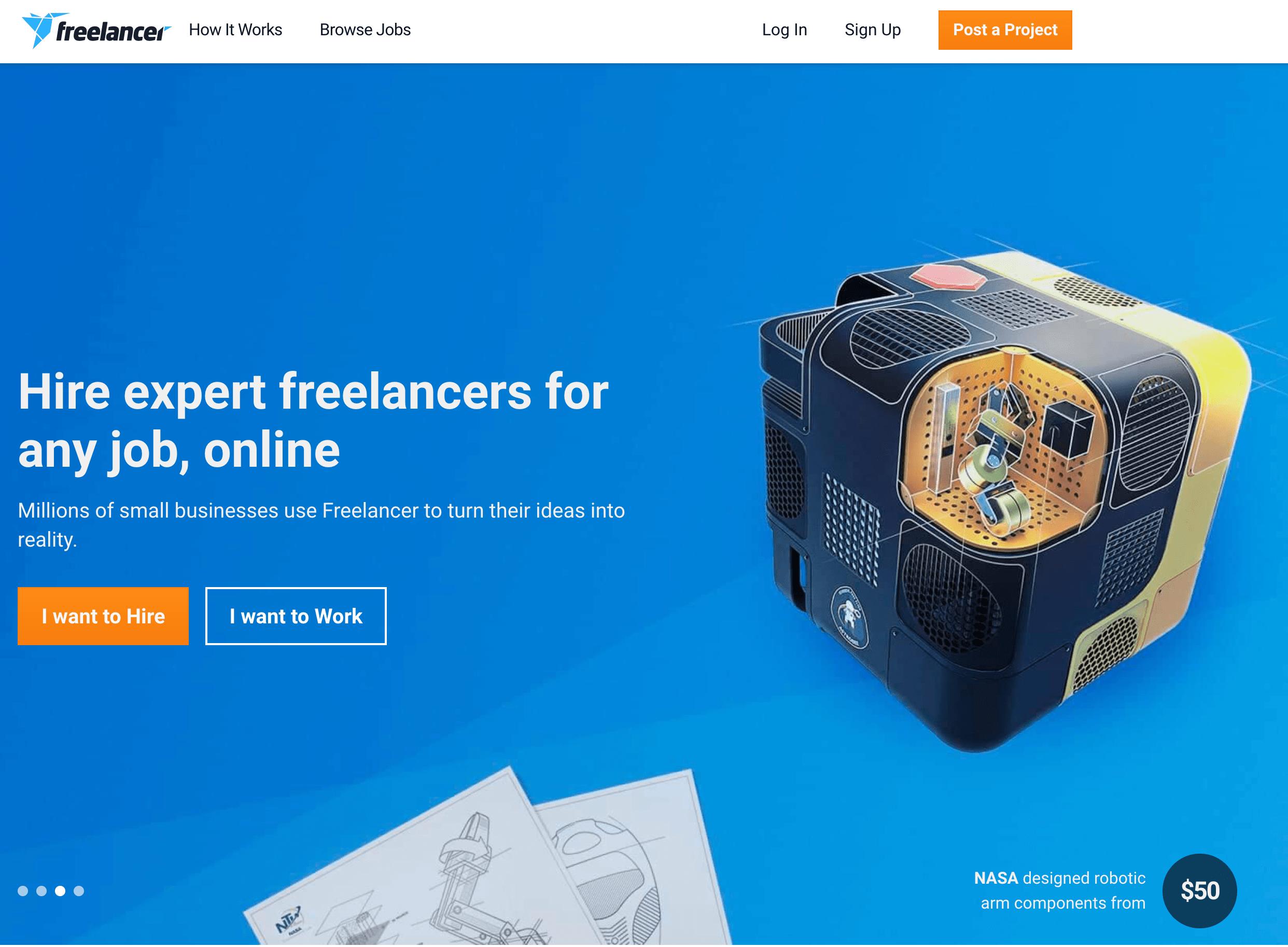 freelancer com image