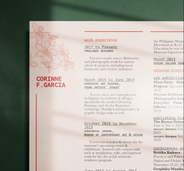 resume design 18