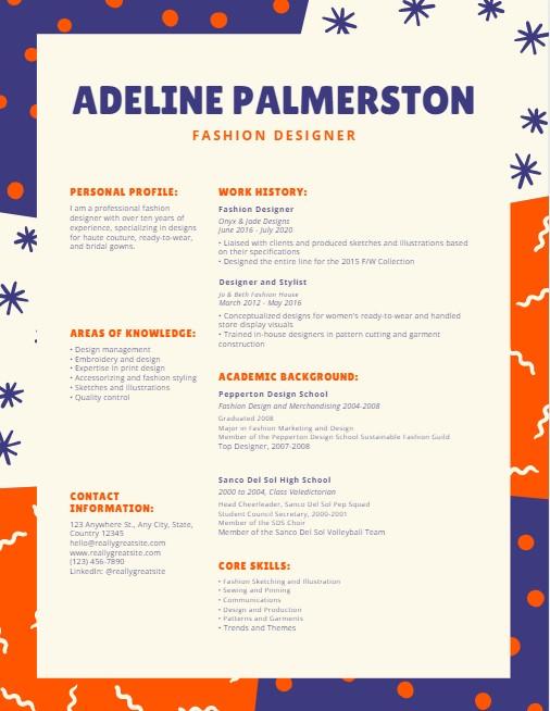 resume design 20