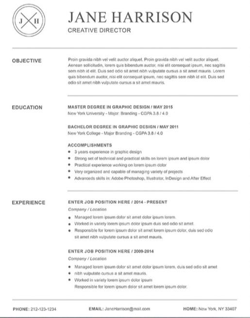 resume design 22