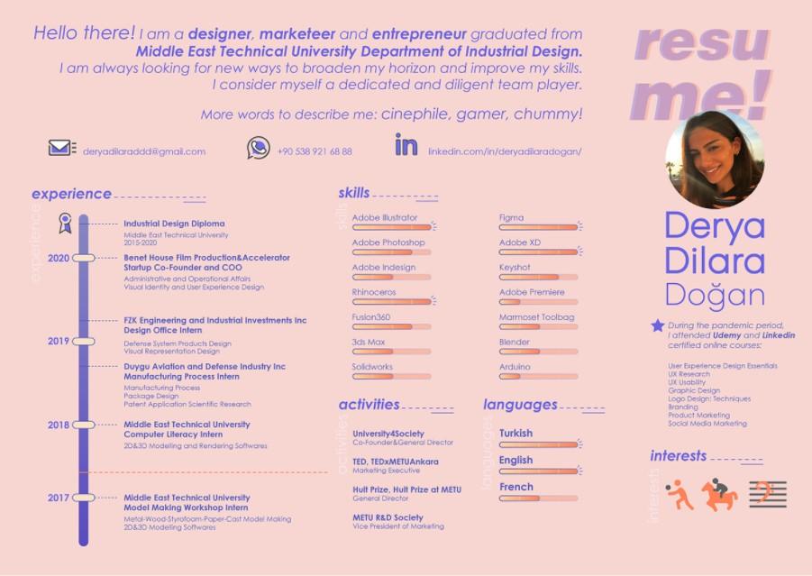resume design 9