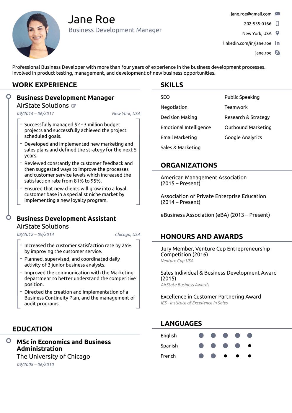 resume ideas modern resume