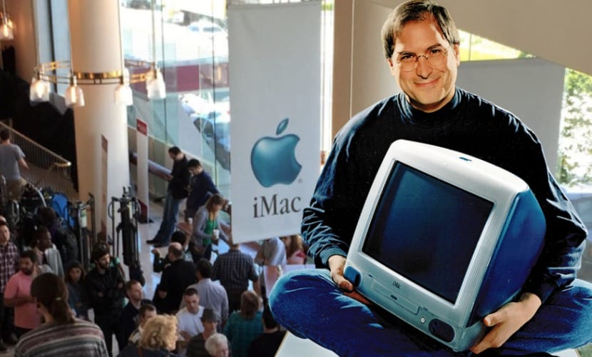 jobs and the imac