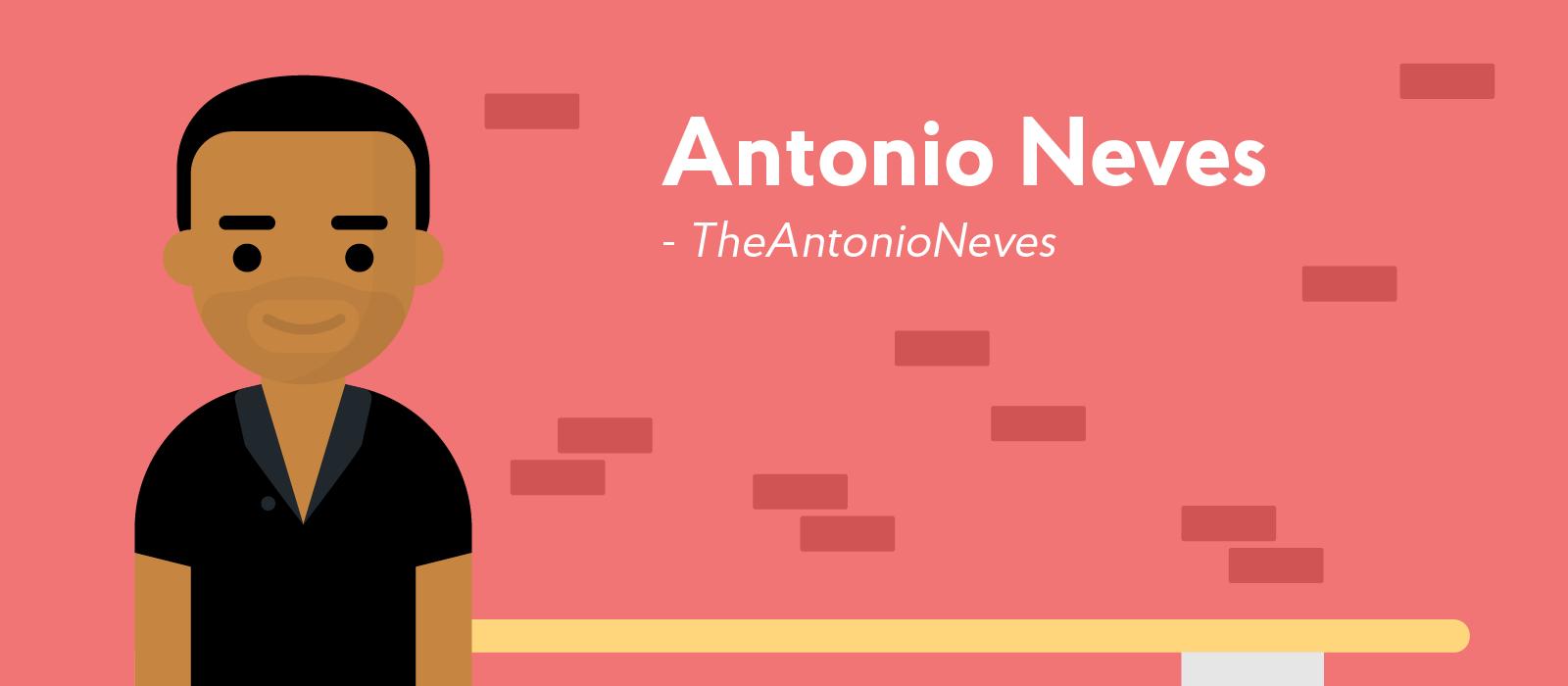 Antonio Neves career influencer