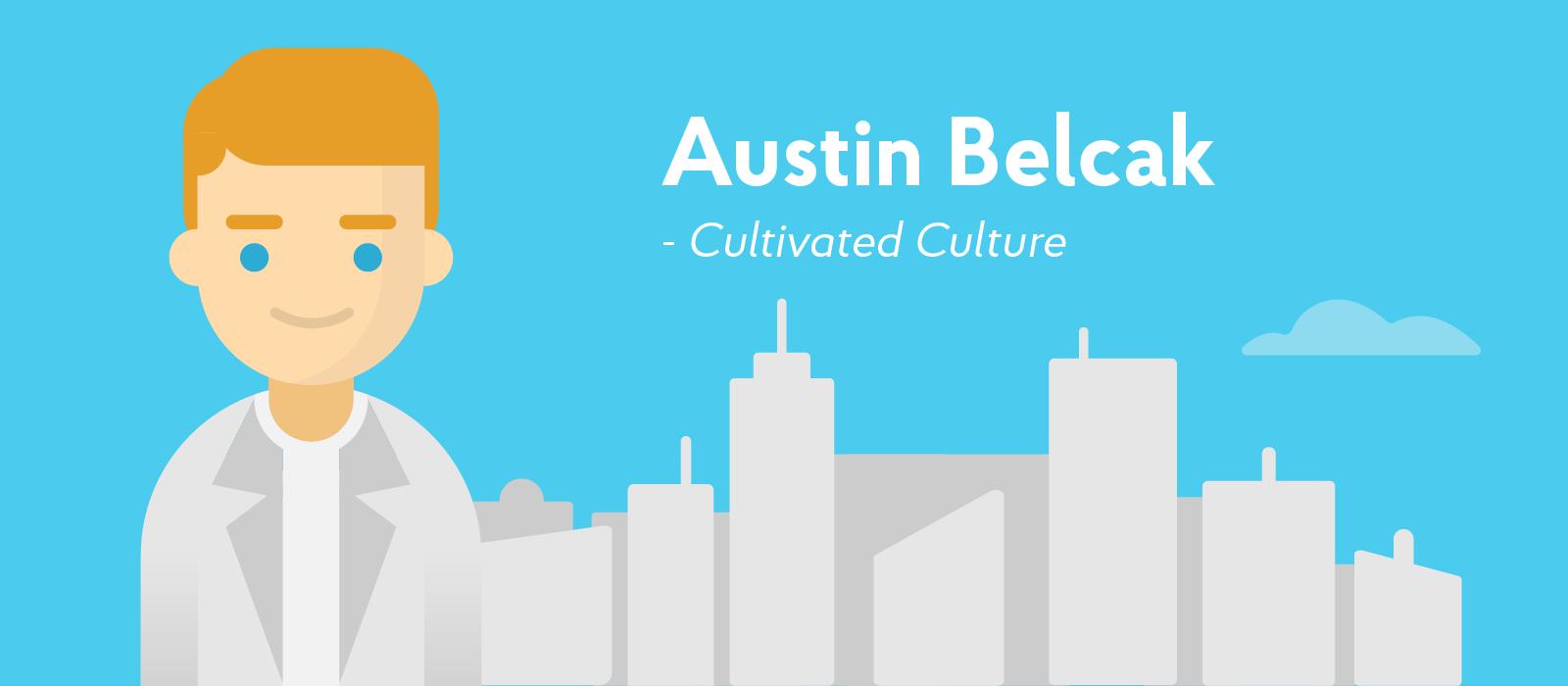 Austin Belcak career influencer