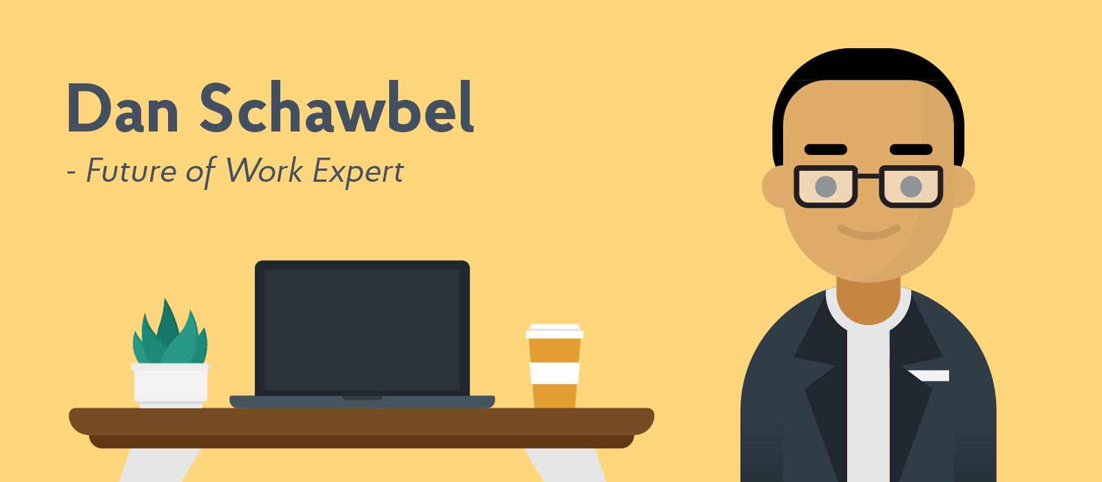 Dan Schawbel career influencer