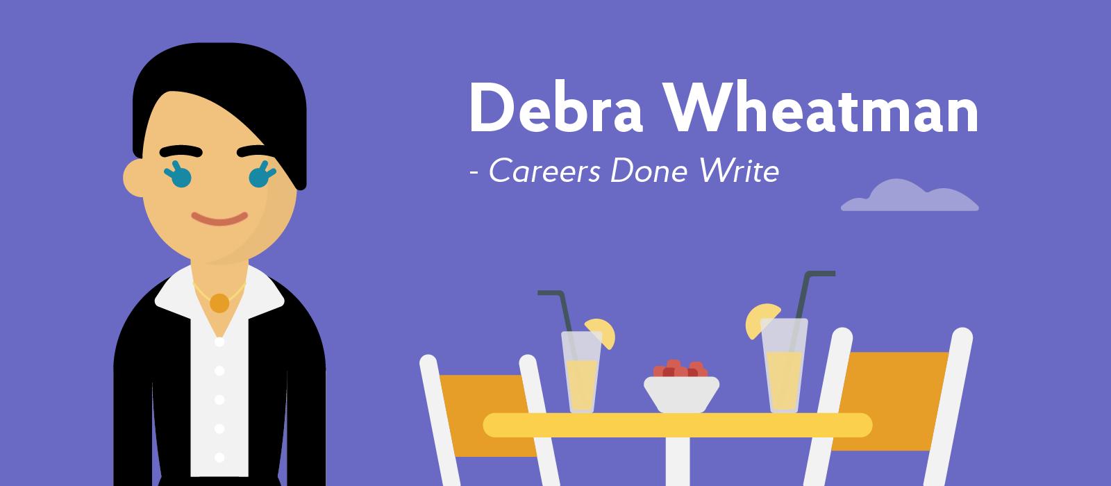 Debra Wheatman career influencer