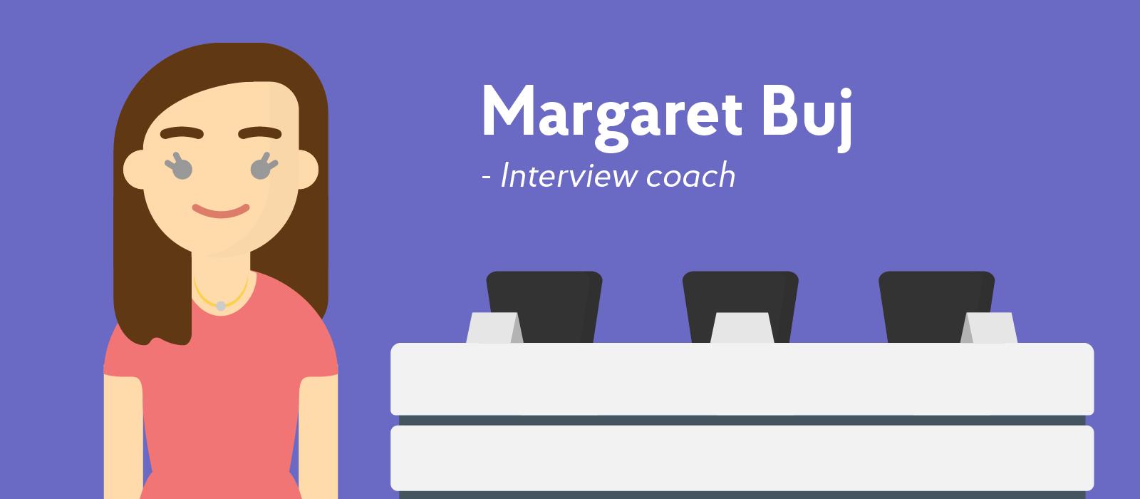 Margaret Buj career influencer