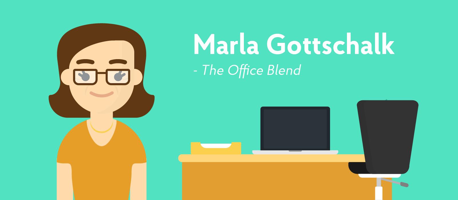 Marla Gottschalk career influencer