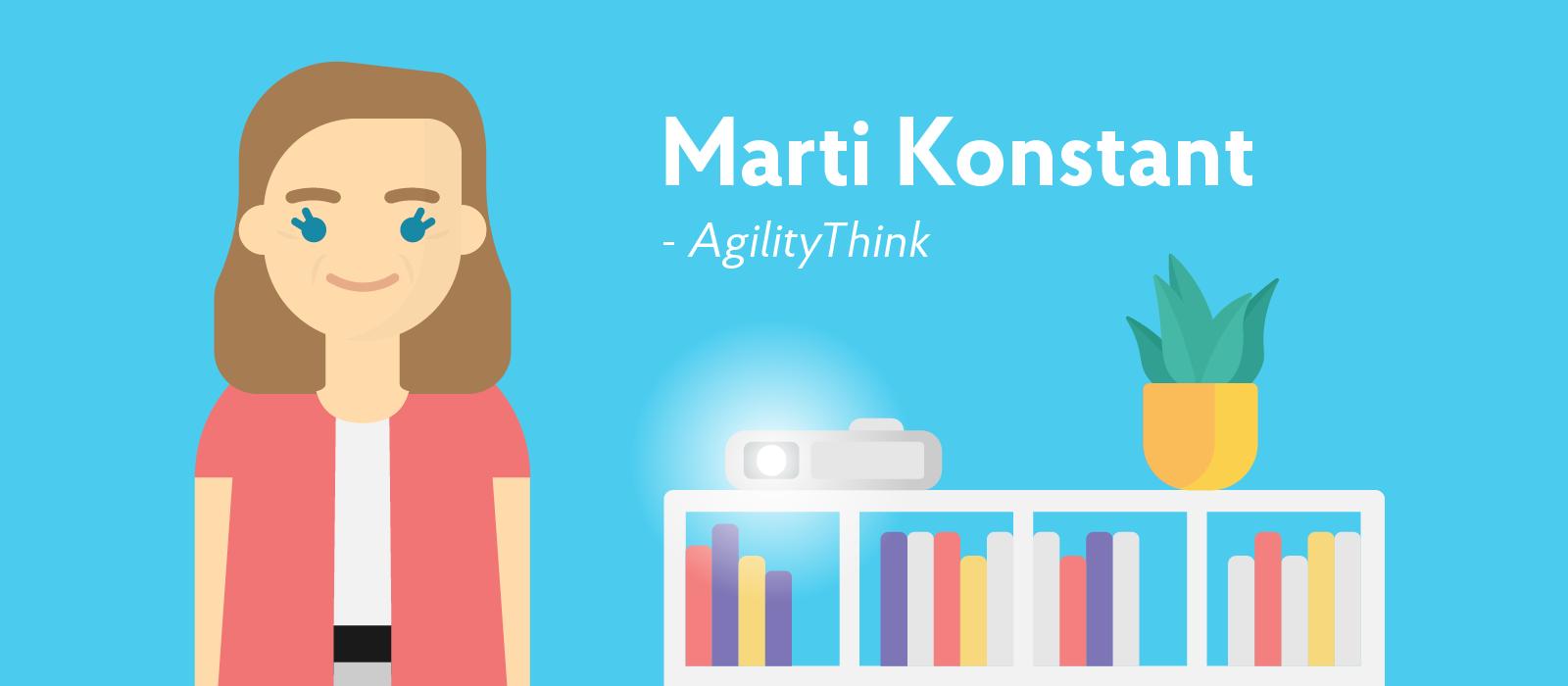 Marti Konstant career influencer