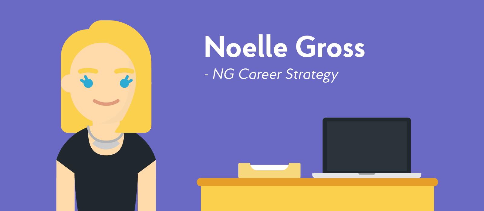 Noelle Gross career influencer