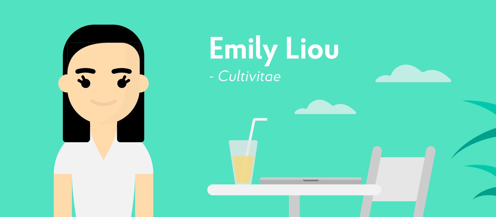 emily liou career influencer